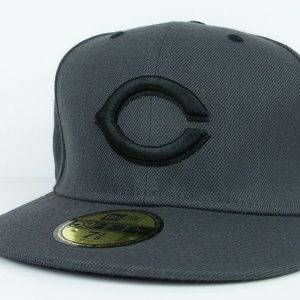 Cincinnati Reds New Era 59FIFTY Cap 7 3/8